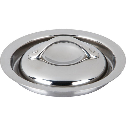 Vogue Tri Wall Saucepan Lid 100mm