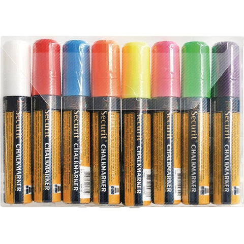 Set of 8 Illumigraph Wipe Clean Markers