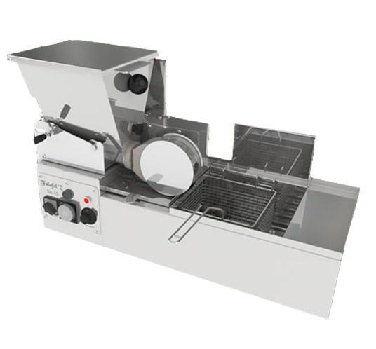 Automatic Falafel Machine w/ Deep fryer