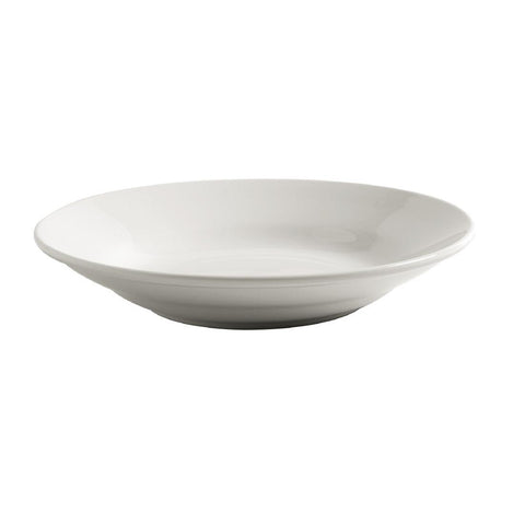 Australian Fine China Bistro Soup/ Pasta Plates 280mm (Pack of 12)