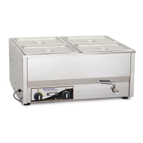 Roband Counter Top Bain Marie BM4B