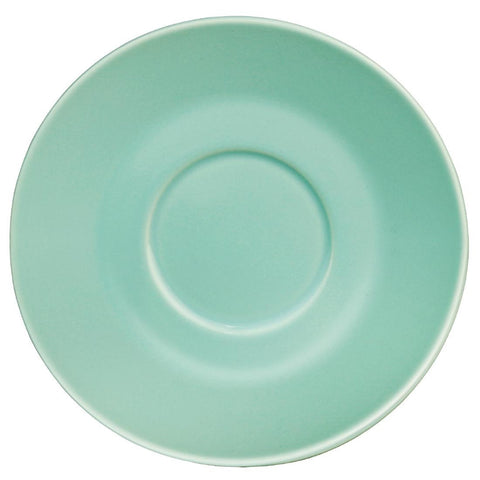 Olympia Cafe Saucers Aqua (Pack of 12)