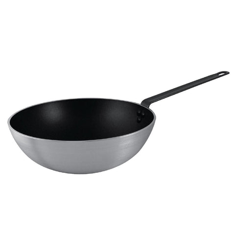 Vogue Non Stick Teflon Platinum Wok 300mm