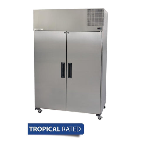 Skope Pegasus Double Door Upright Gastronorm Fridge PG1300