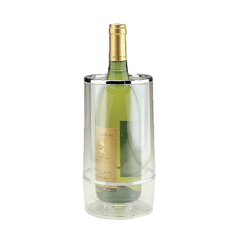 APS Wine Bottle Cooler - Clear Acrylic