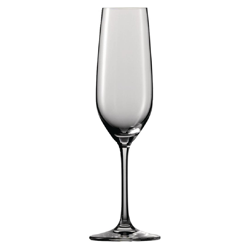 Schott Zwiesel Vina Champagne Flutes 227ml (Pack of 6)