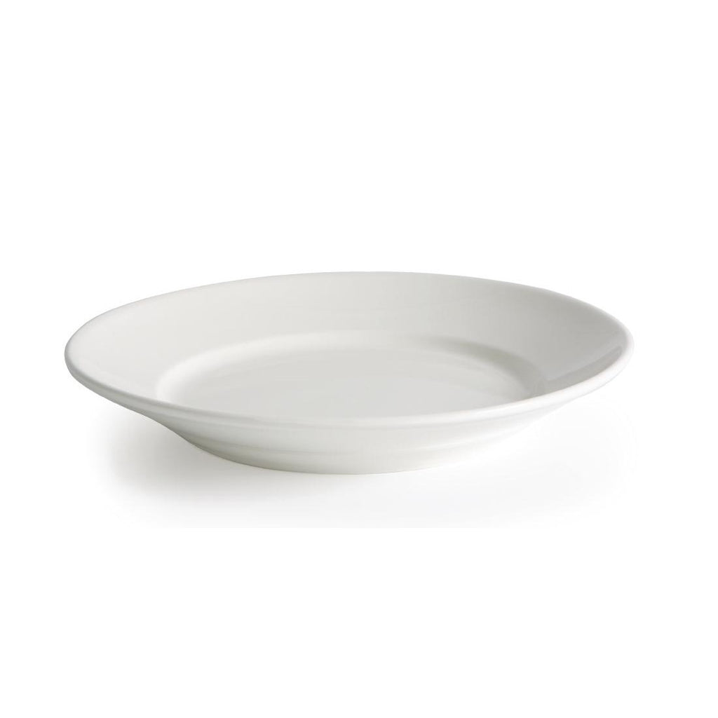 Australian Fine China Flinders Deep Plate 285mm (Pack of 18)