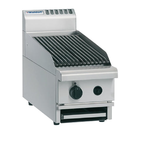 Waldorf by Moffat 300mm Chargrill Bench Model Natural Gas CH8300G-B