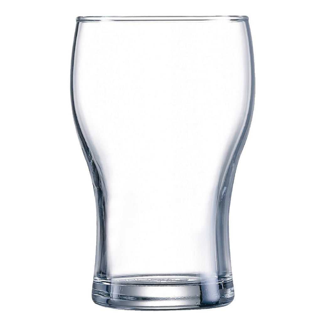 Arcoroc Washington Beer Glasses 425ml (Pack of 48)