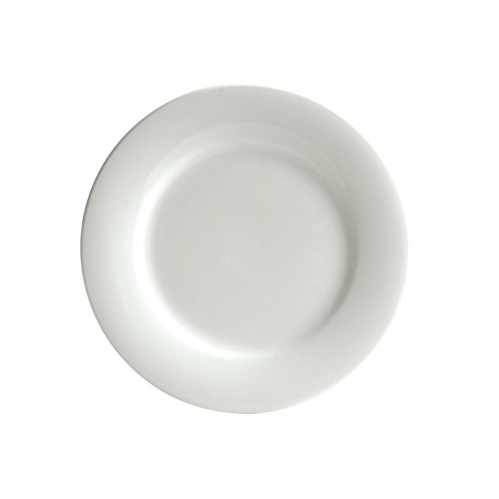 Australian Fine China Bistro Plates 305mm (Pack of 12)