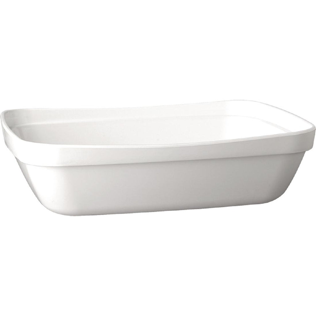 APS Basket Bowl White GN 1/4