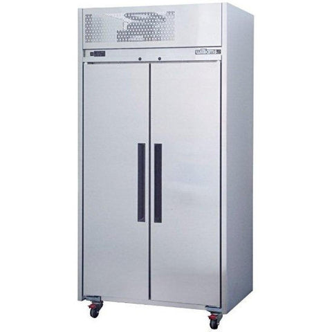 Williams Ruby Upright Freezer LR2SDSS Stainless Steel