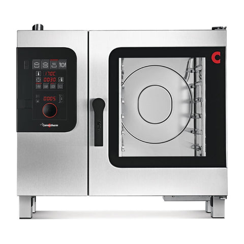 Convotherm by Moffat 4 Seven Tray Combi Oven Boiler System with Disappearing Door Function Electric