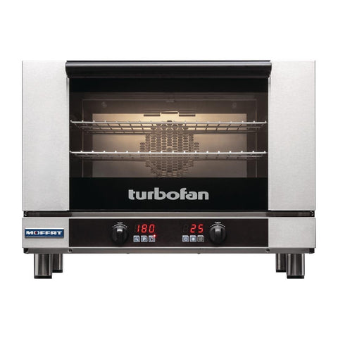 Turbofan by Moffat Full Size Digital Electric Convection Oven E27D3