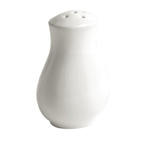 Australian Fine China Bistro Pepper Pots (Pack of 24)