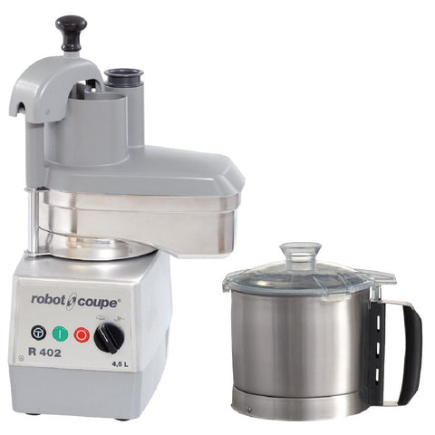 Robot Coupe R402 Food Processor/Veg Prep 2489