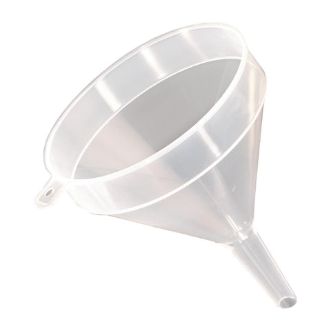 Plastic Funnel 7 in