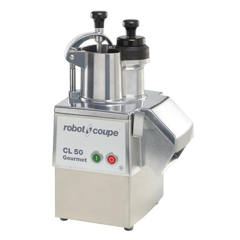 Robot Coupe Veg Prep Machine CL50 GOURMET