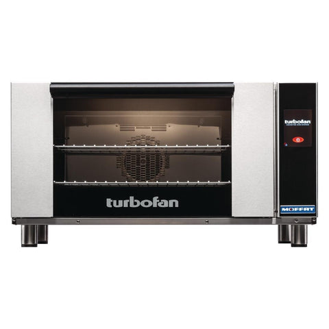 Turbofan by Moffat Full Size Electric Convection Oven with Touch Screen Control E23T2