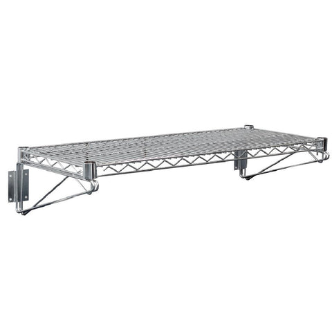 Vogue Steel Wire Wall Shelf 1220mm