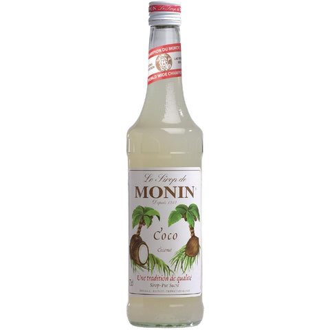 Monin Coconut Syrup 700ml