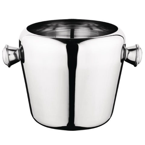 Olympia Mini Ice Bucket Stainless Steel 1Ltr