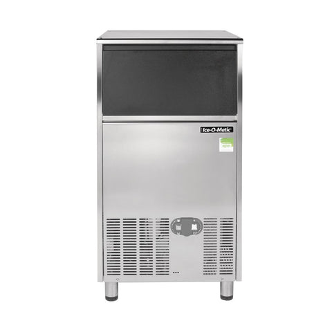 Ice-O-Matic Undercounter Gourmet Ice Machine with Castors 55kg Output ICEU126