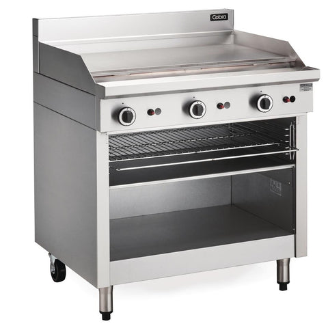 Cobra by Moffat Freestanding LPG Griddle Toaster CT9