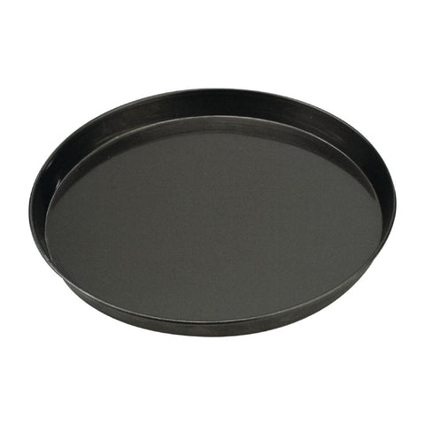 Paderno Blue Steel Pizza Pan - 220mm
