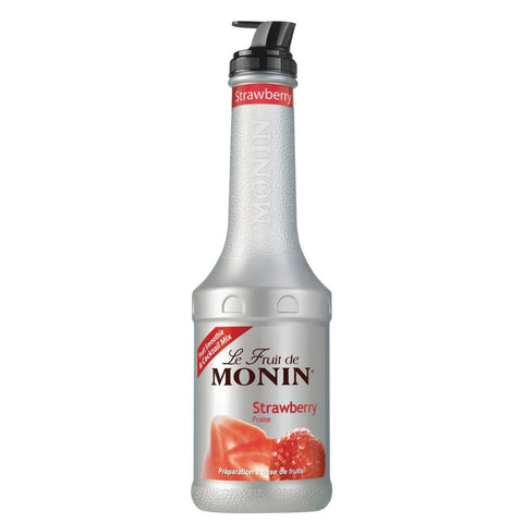 Monin Strawberry Puree 1Ltr