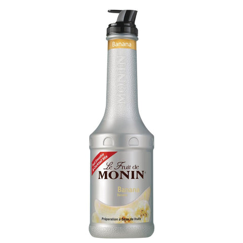 Monin Banana Puree 1Ltr