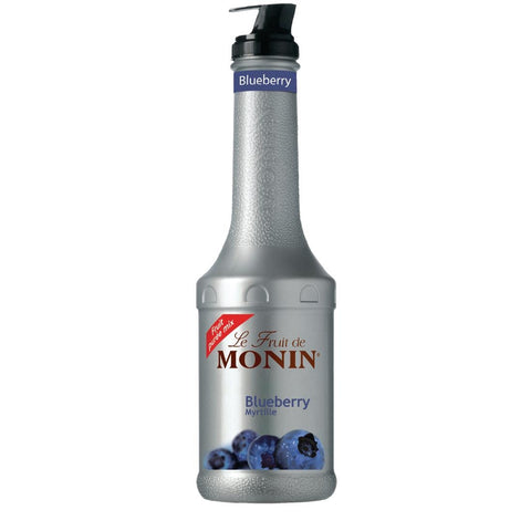 Monin Blueberry Puree 1Ltr