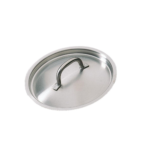 Bourgeat Stainless Steel Saucepan Lid 400mm