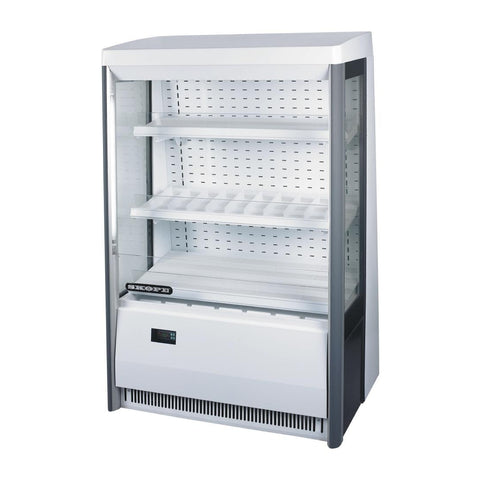 Skope Open Deck Reach In Display Fridge OD400