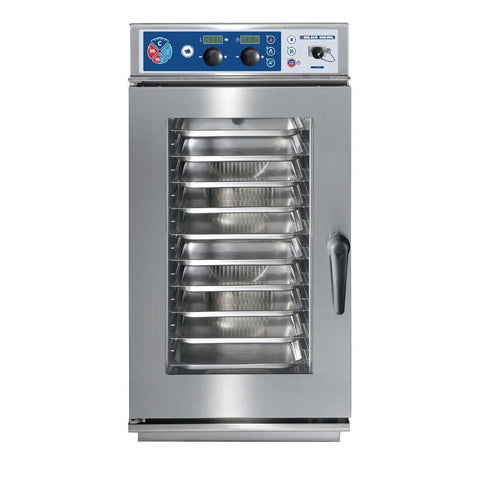 Blue Seal by Moffat S Line 10X 1/1 Gnu Electric Compact Combi Steamer with Fully Automatic Cleaning System