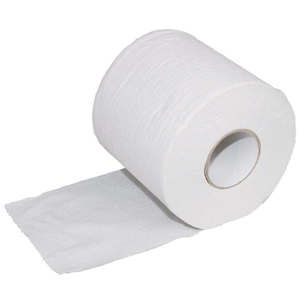 Jantex Recycled Toilet Roll (Pack of 48)