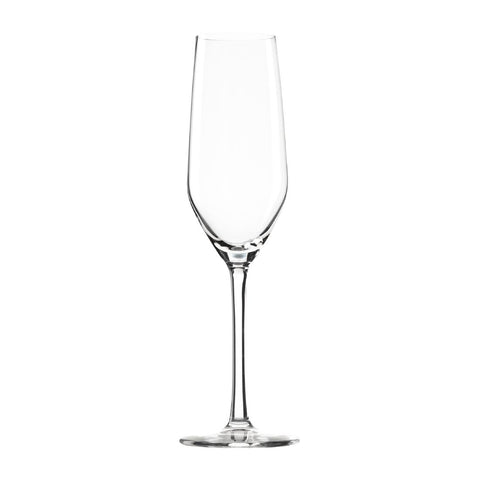 Stolzle Ultra Champagne Flute 185ml (Pack of 6)