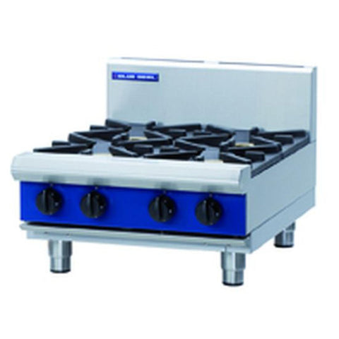 Blue Seal by Moffat Gas 4 Burner Propane Gas Cooktop Hob G514D-B
