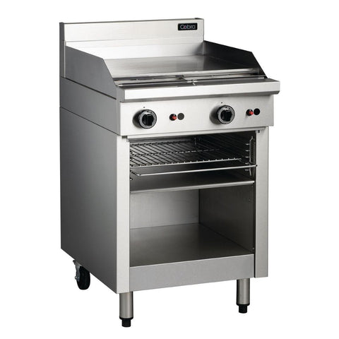 Cobra by Moffat Freestanding Propane Gas Griddle Toaster CT6
