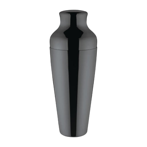 Olympia French Cocktail Shaker Gunmetal