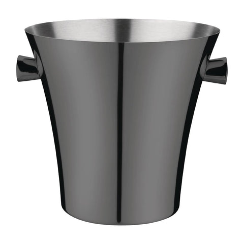 Olympia Wine Bucket Gunmetal
