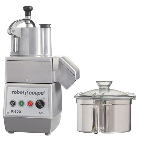 Robot Coupe R502 Food Processor/Veg Prep 2483