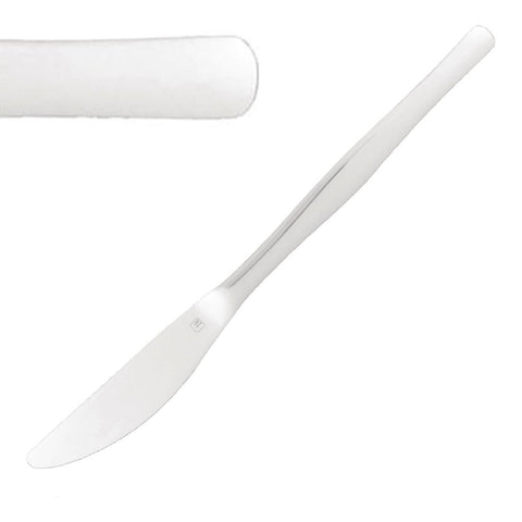 Tablekraft Princess Dessert Knife 18/10 (Pack of 12)