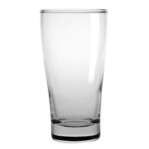 Sheffield Conical Beer Glasses 285ml (Pack of 48)