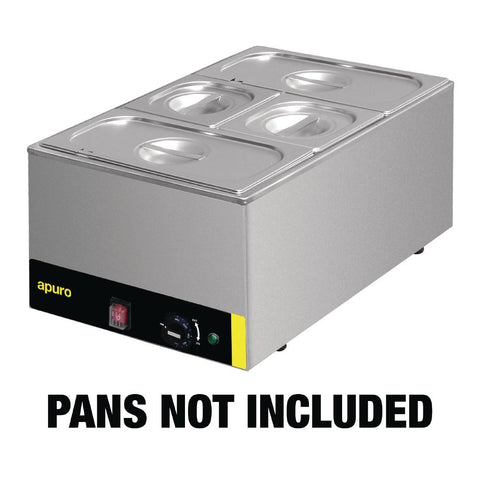 Apuro Bain Marie Base Unit