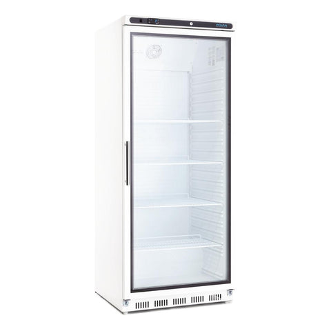 Polar Glass Door Refrigerator 600Ltr