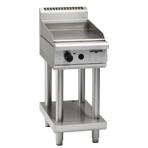 Waldorf by Moffat 450mm Chargrill Natural Gas CH8450G-LS