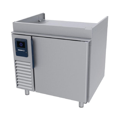 Friginox by Moffat 6 Tray Reach In Blast Chiller with Combi Oven Stacking Kit SBFMX30ATS