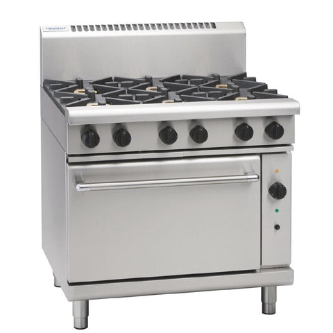 Waldorf by Moffat 900mm Convection Oven Range with Griddle LPG RN8619GC
