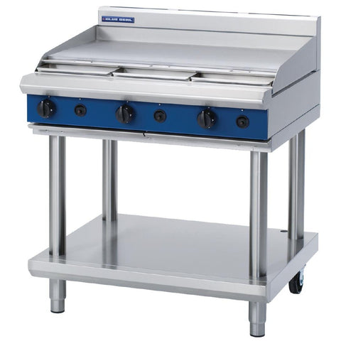 Blue Seal by Moffat Freestanding Propane Gas Cooktop Griddle G516A-LS